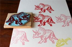 combat triceratops