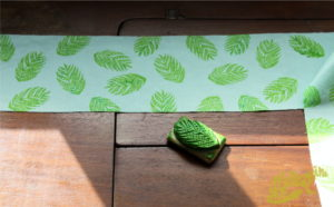 impression_textile_feuilles