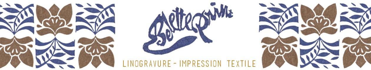 Belette Print
