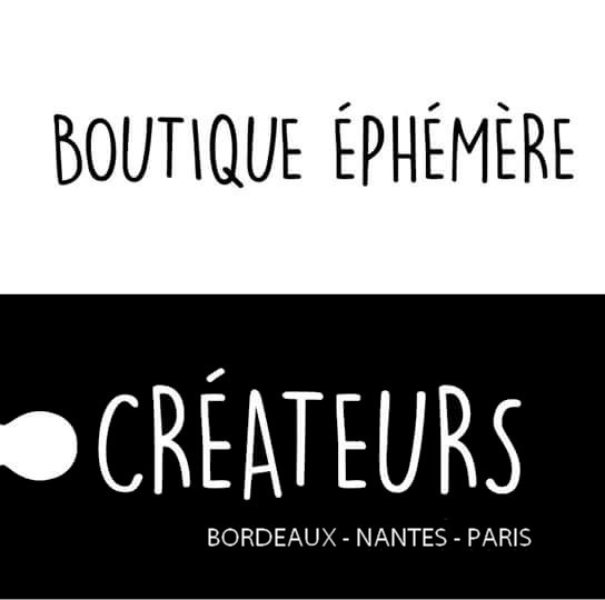boutique logo BLANC